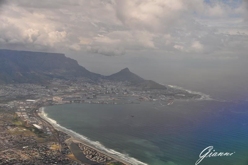 Arrivederci Cape Town