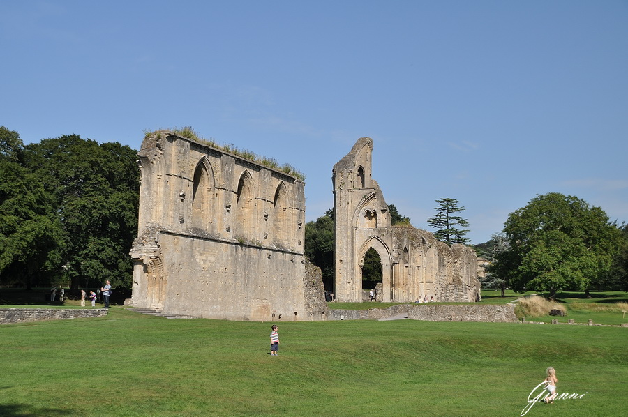 Cornovaglia - Glastonbury Abbey
