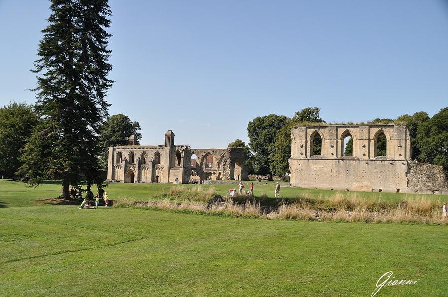 Cornovaglia - Glastonbury Abbey