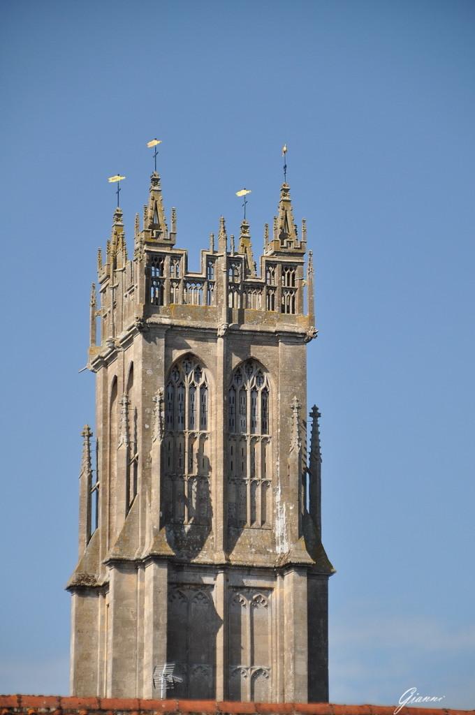 La nuova abbazia di Glastonbury