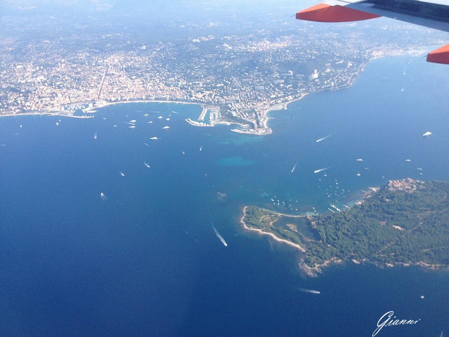 Cannes e l'ILe Sainte Marguerite