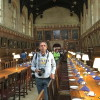 Oxford - Christ Church College - La sala da pranzo di Hogwarts