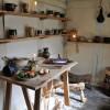 Stratford upon Avon - La casa di Shakespeare - La cucina