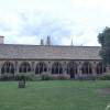 Oxford - New College - Il chiostro
