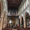 Stratford upon Avon - Holy Trinity church - La navata centrale