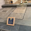 Stratford upon Avon - Holy Trinity church - La tomba di Shakespeare