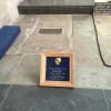 Stratford upon Avon - Holy Trinity church - La tomba della moglie di Shakespeare
