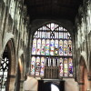 Stratford upon Avon - Holy Trinity church - Le vetrate
