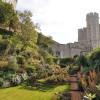 Windsor - I giardini del castello