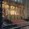 Interno della cappella di San Giorgio