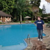 Arumeru River Lodge - La piscina
