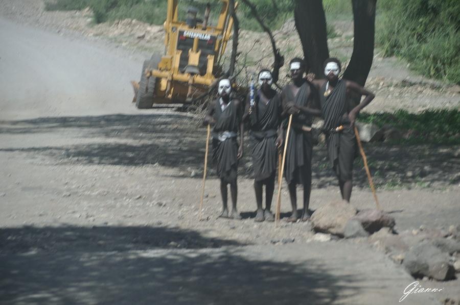 Giovani masai