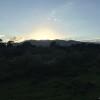 Tramonto da Ngorongoro Rhino Lodge