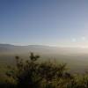 In discesa verso la caldera