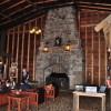 Interno dell'Old Faithful Inn