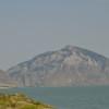Il lago della diga Buffalo Bill