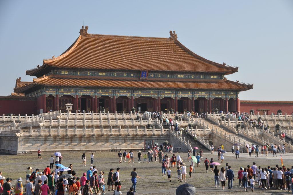 Pechino - La città proibita