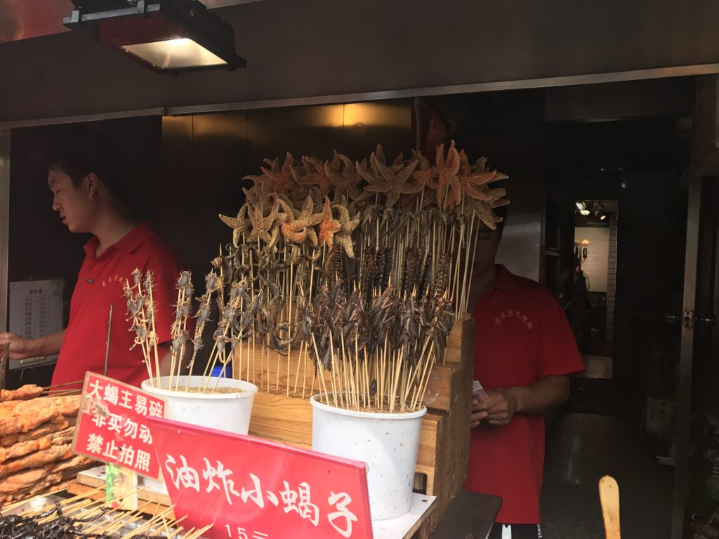Street food Pechino