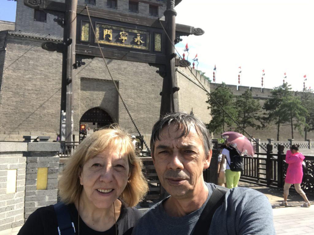 Xi'an - Le mura