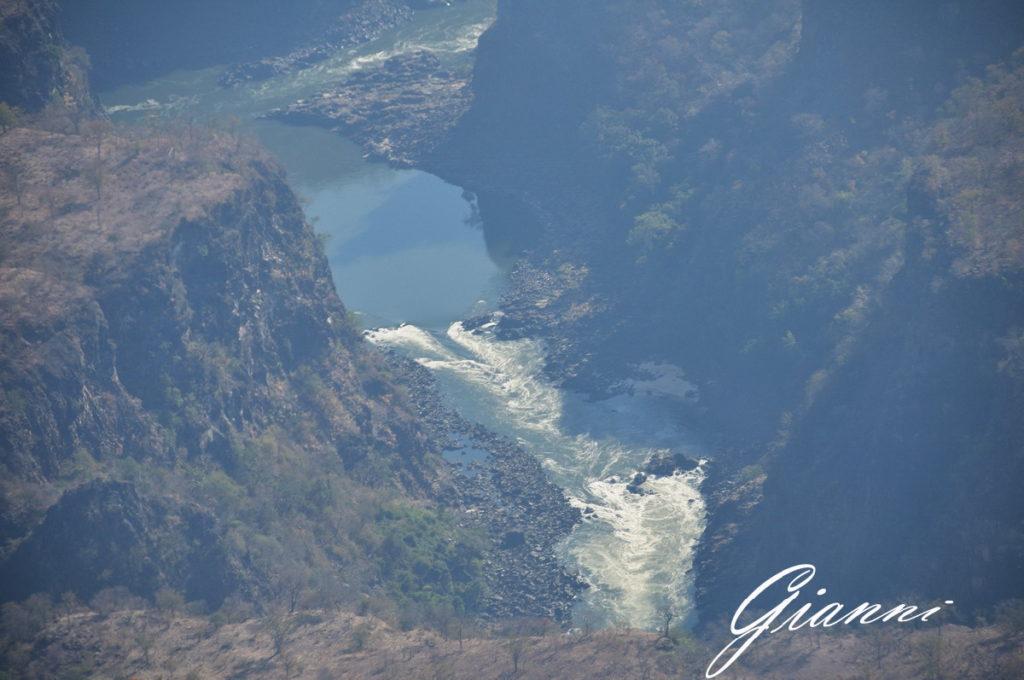 Il fiume Zambesi