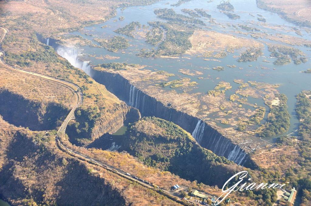 Parco nazionale delle Cascate Vittoria, Zimbabwe