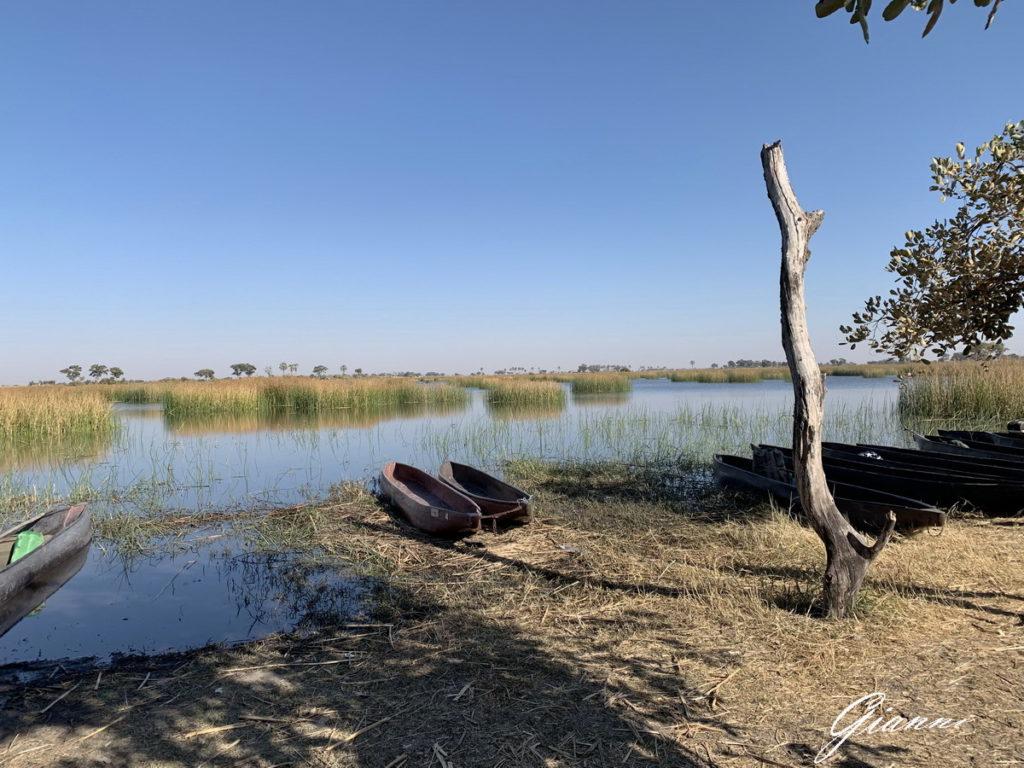 I canali nel delta