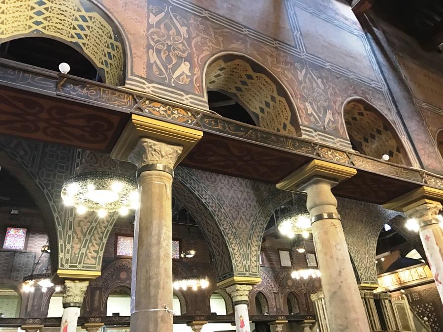 Chiesa Sospesa Egitto