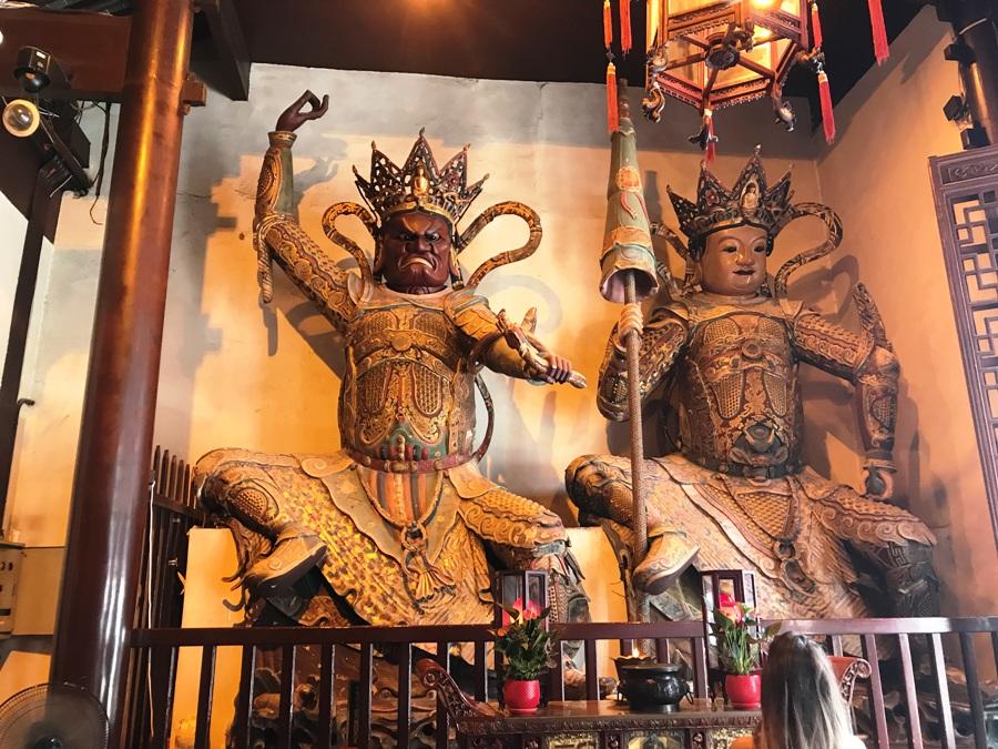 City Gods' Temple