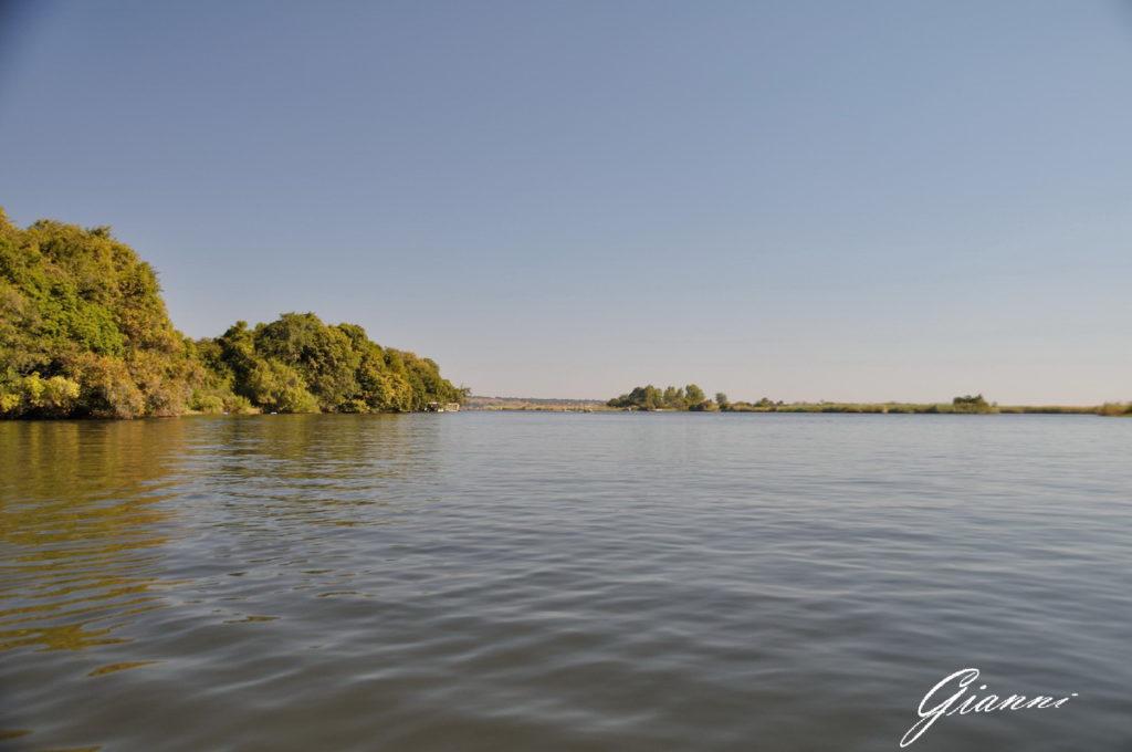 Navigazione sul fiume Chobe