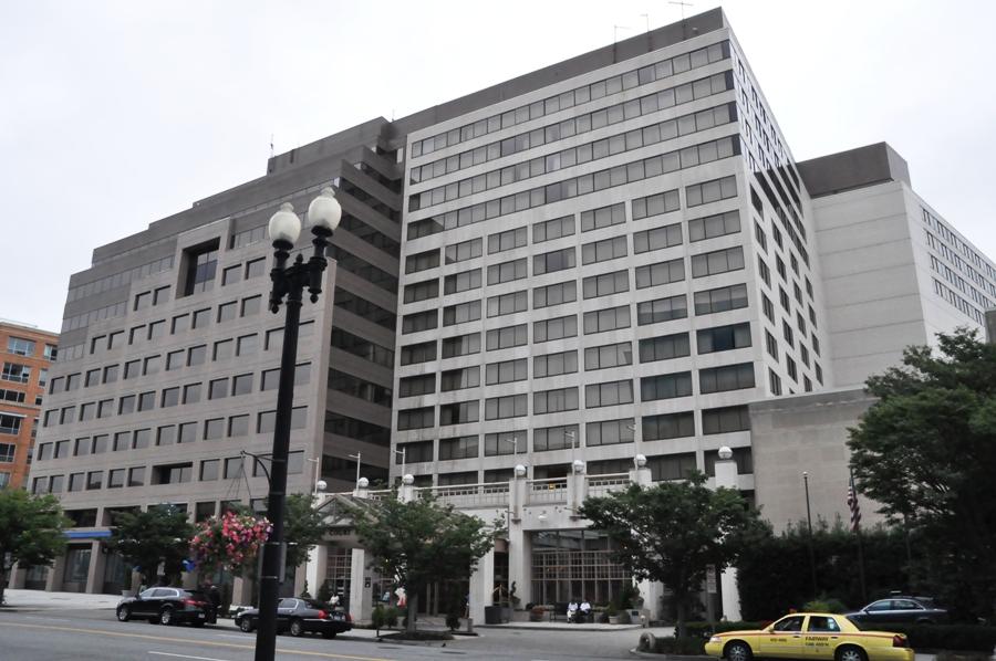 Palazzo dell'FBI