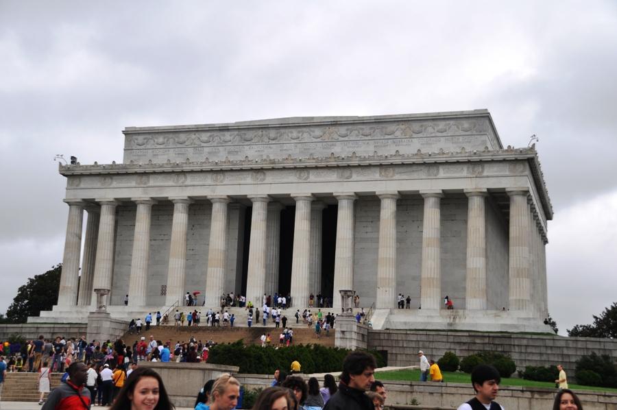 Il Memoriale a Lincoln