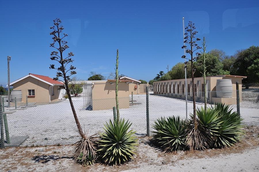 La prigione di Robben Island