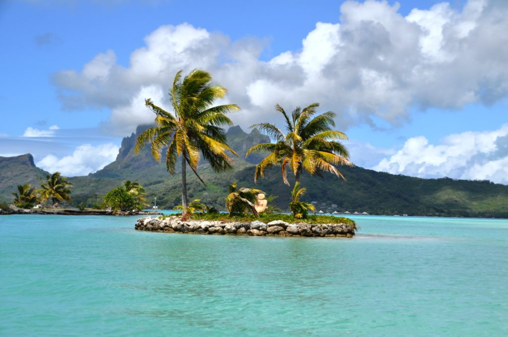 Laguna di Bora Bora