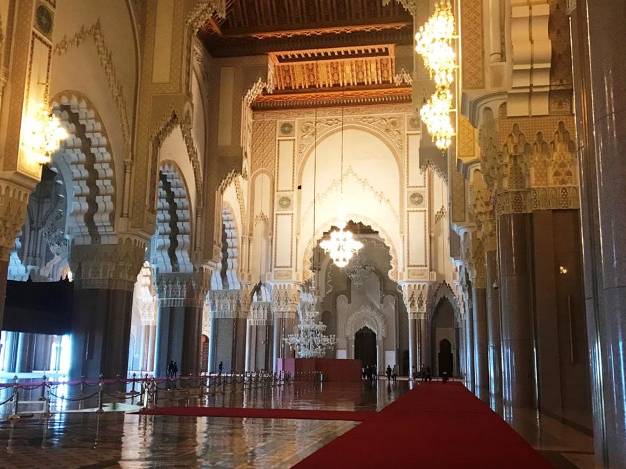 sala delle preghiere