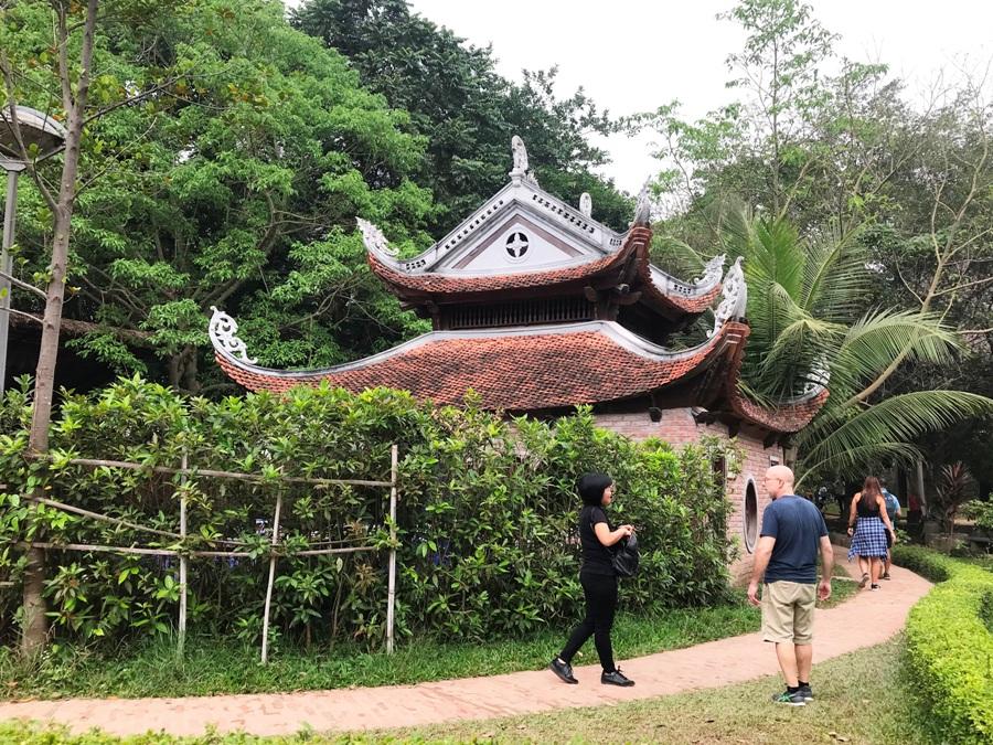 Museo Etnografico Hanoi Vietnam