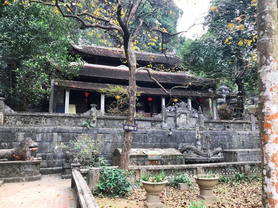 Pagoda di Bich Dong a Tam Coc