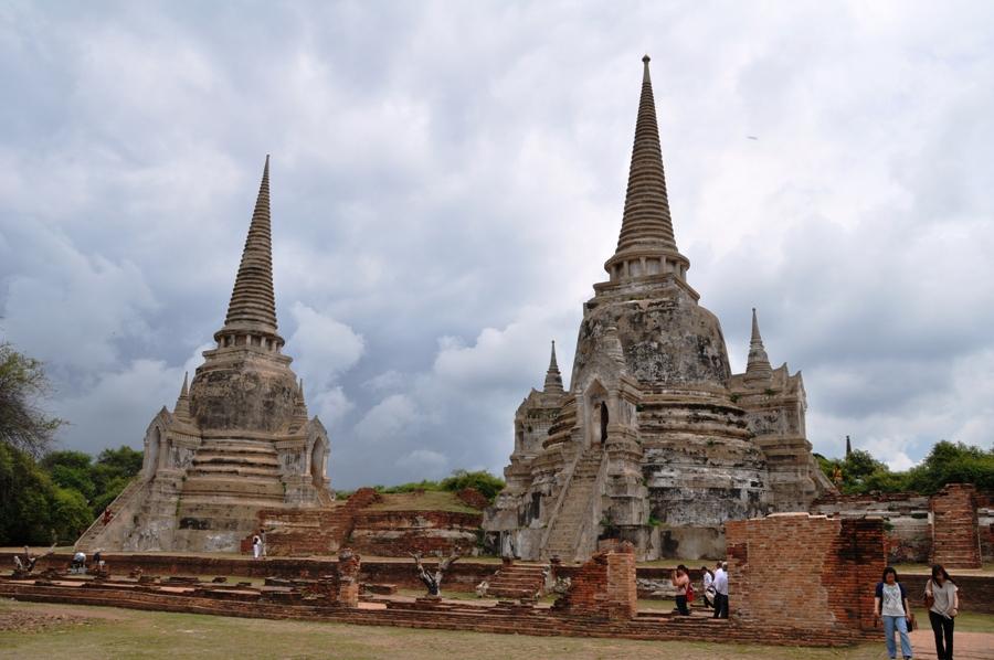 Pagode ad Ayutthaya