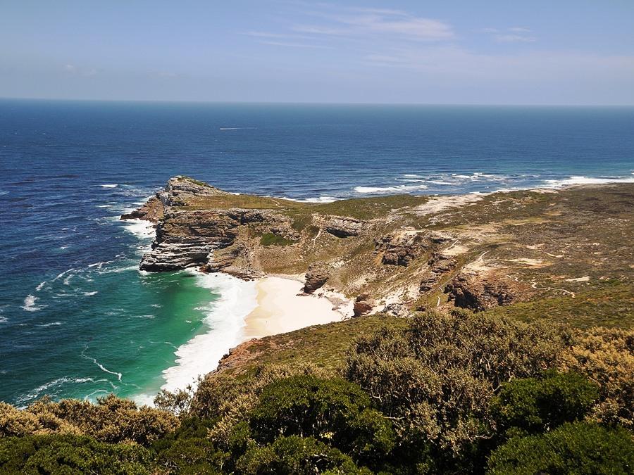Panorama da Cape Point