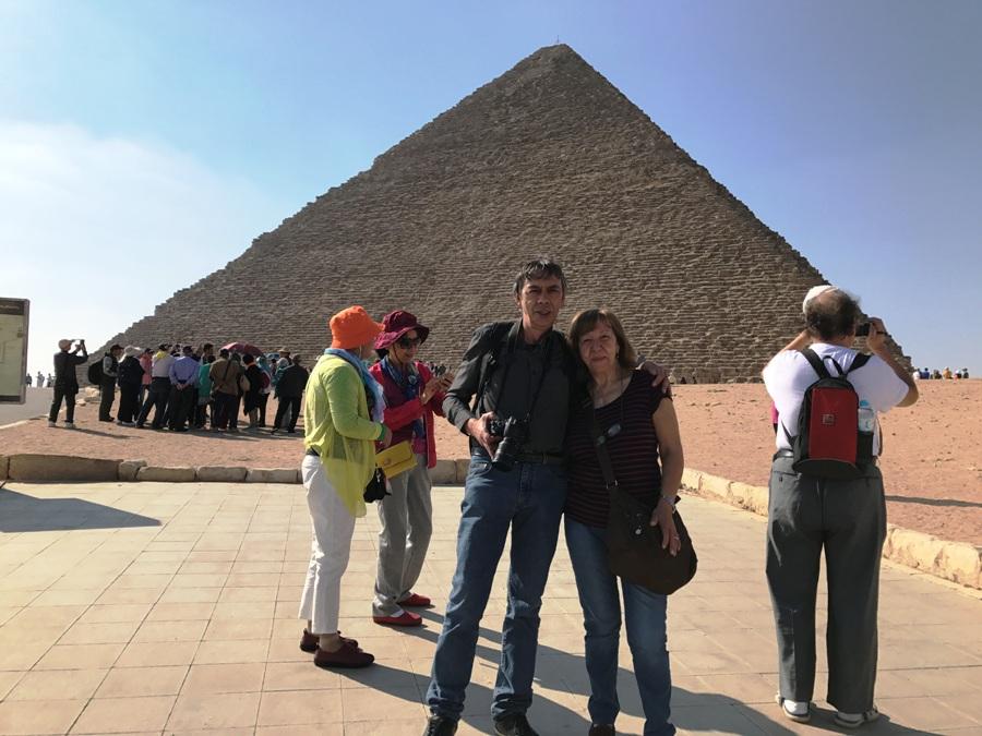 Piramide di Cheope Egitto