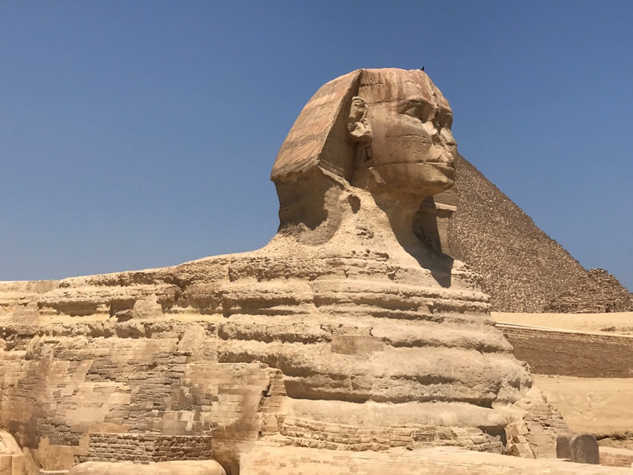 La Sfinge Egitto