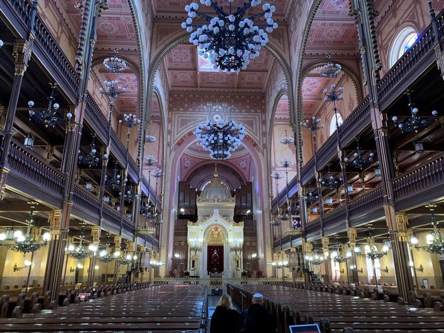 Sinagoga di Budapest
