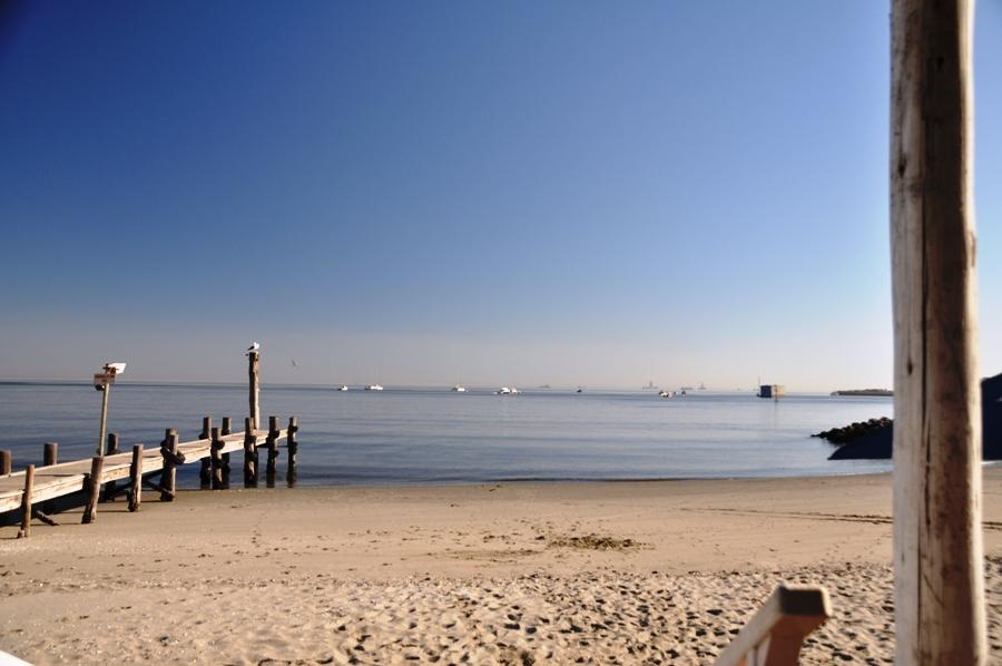 Spiaggia a Walvis Bay