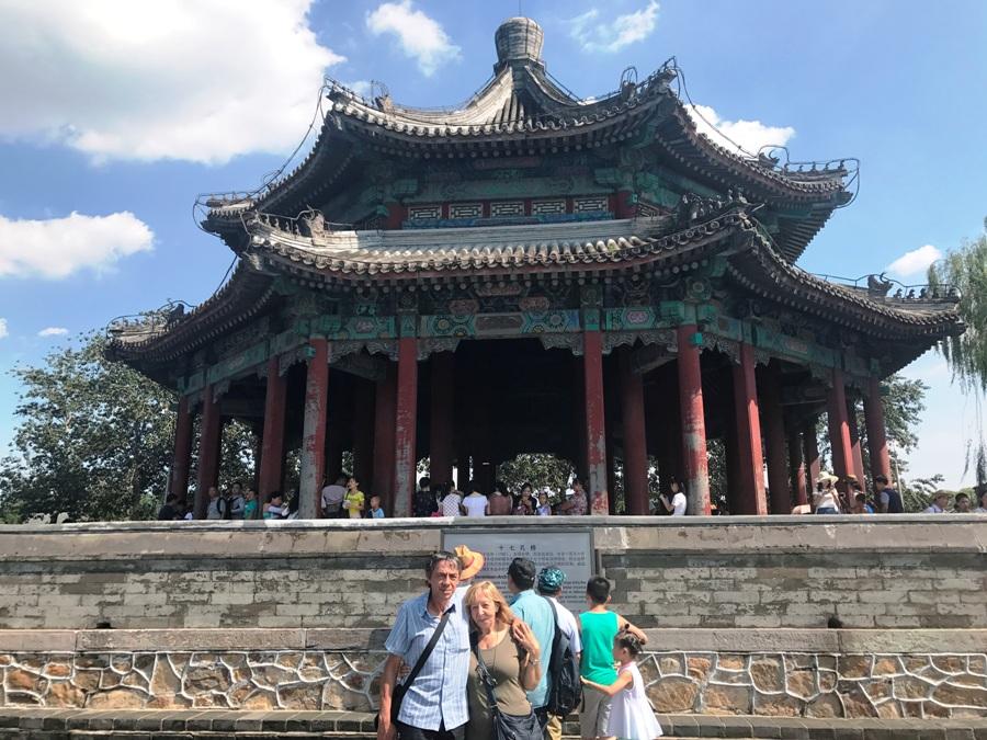 Palazzo d'Estate Cina