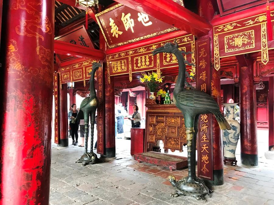 Hanoi - Tempio della Letteratura