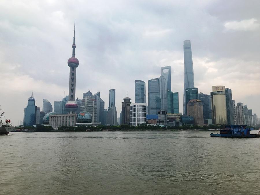 The Bund Shangai