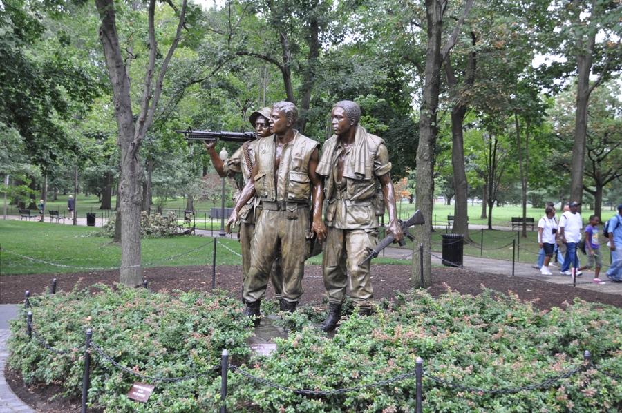 The Three Soldiers Washington DC