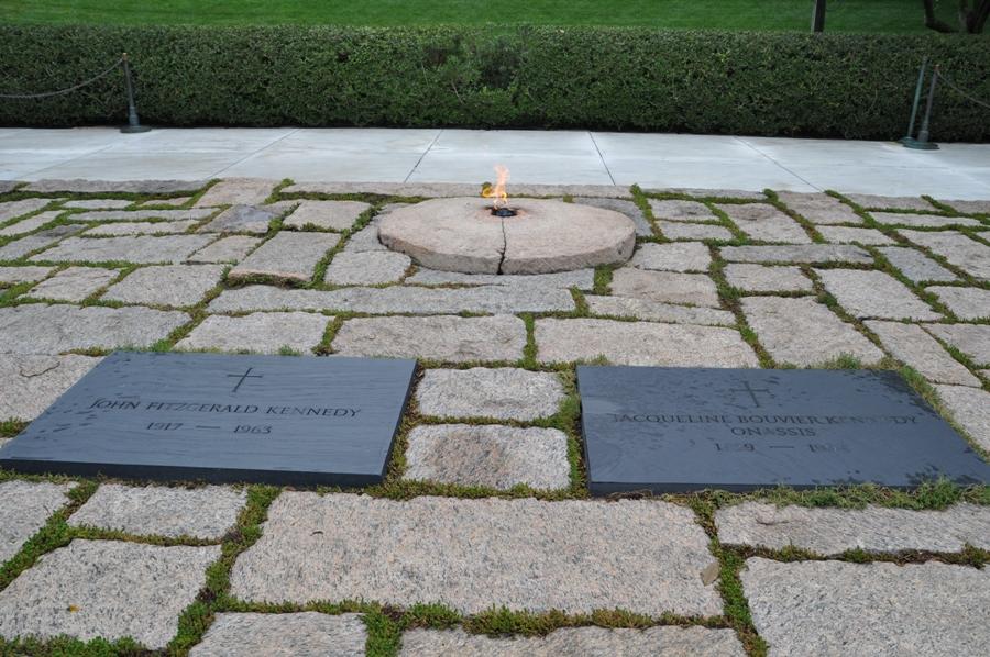 Tomba di John F. Kennedy