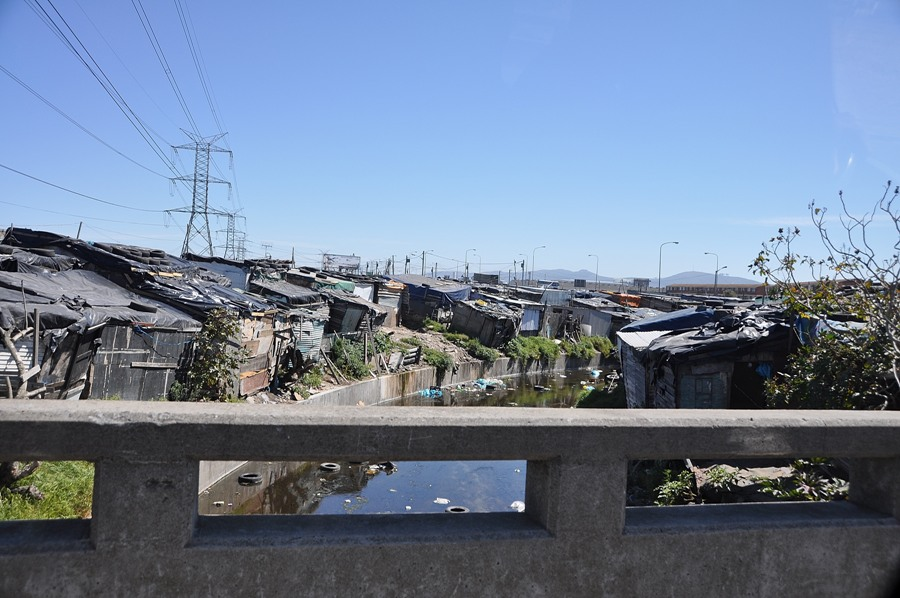 Township a Cape Town