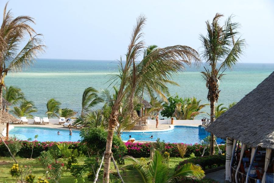 Twiga Beach Resort a Watamu