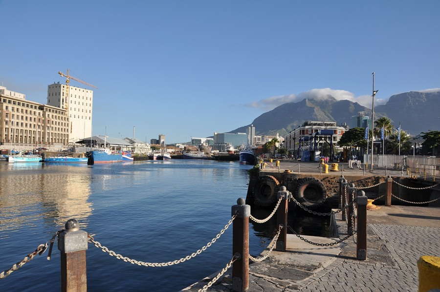 Victoria and Akfred Waterfront Cape Town